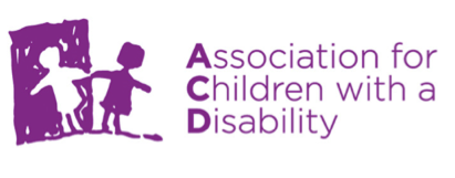 Association for Children with Disability (ACD) logo