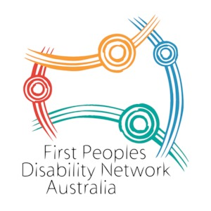 First Peoples Disability Network Australia (FPDN) logo