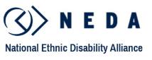 National Ethnic Disability Alliance (NEDA)