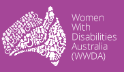 Women with Disabilities Australia (WWDA) logo