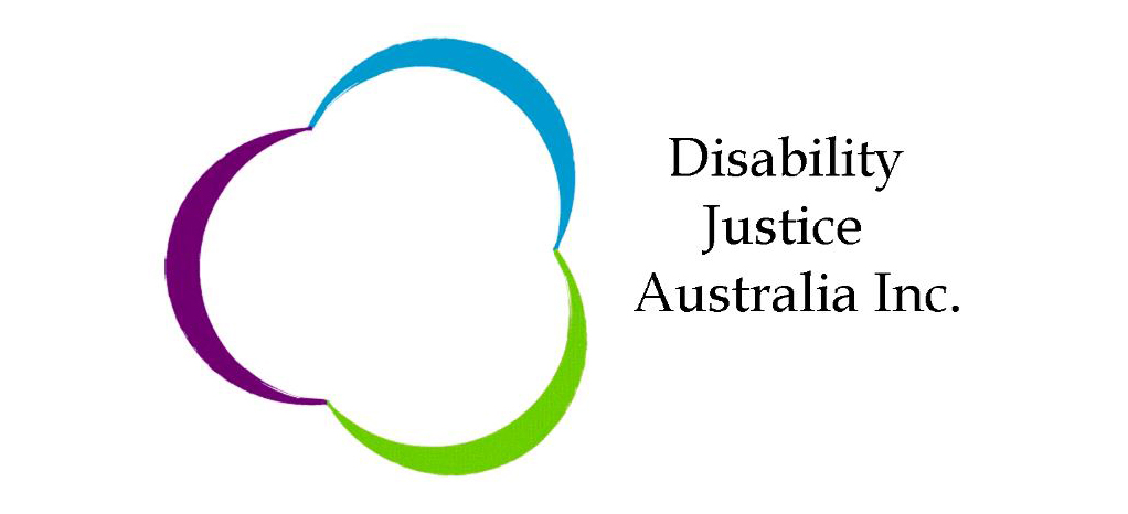Disability Justice Australia