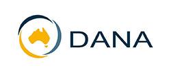 Disability Advocacy Network Australia (DANA) logo