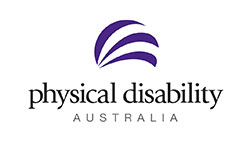 Physical Disability Australia (PDA) logo