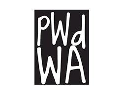 People with Disabilities WA (PWdWA) logo